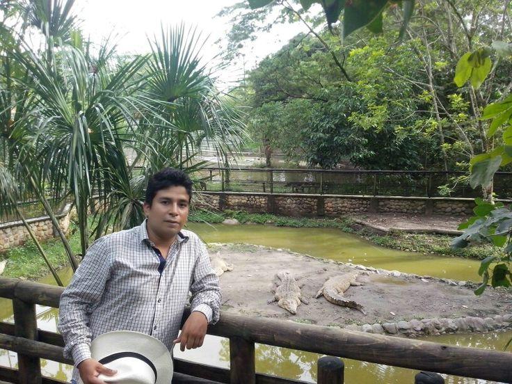 En zoologico Ocarros Villavicencio Meta.