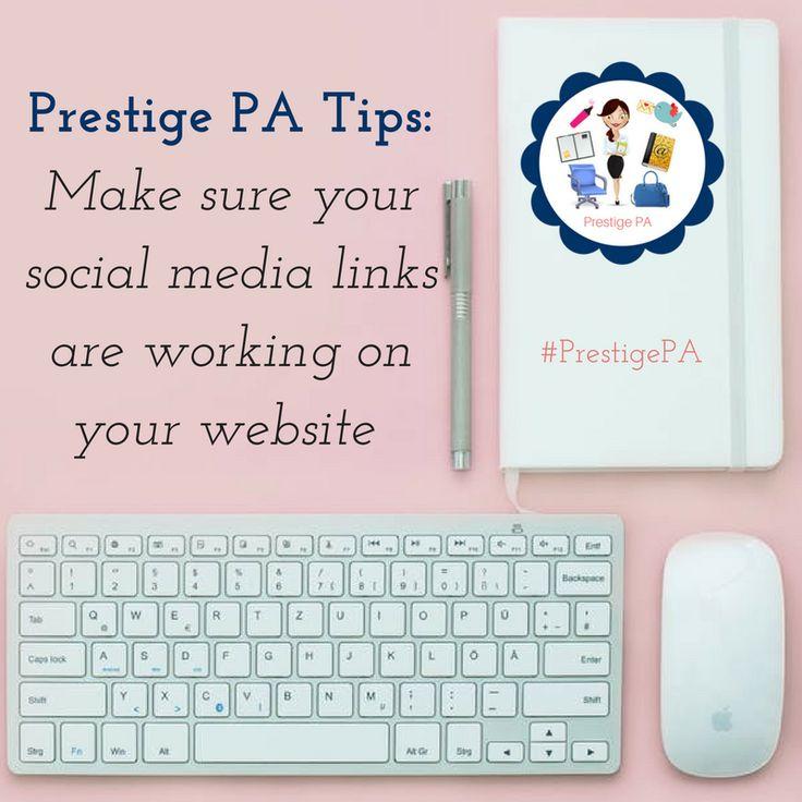 Prestige PA Tips http://www.prestige-pa.com