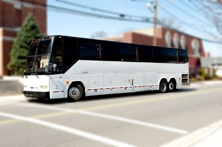 Coach Bus Rental For Ski Trips