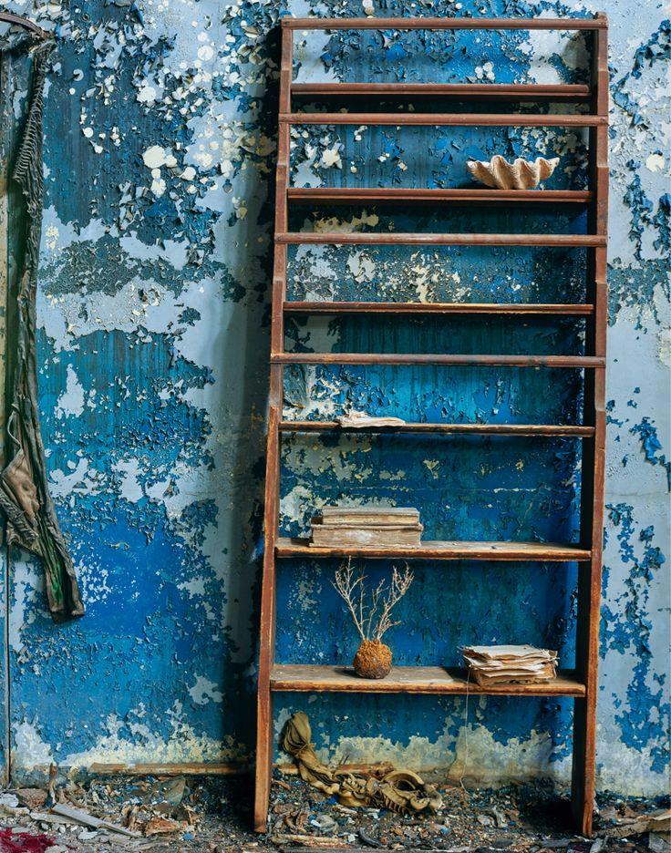 Objet d' art INDUSTRIAL+ART+ANTIQUE アンティークショプ/インテリアショップ #antique#swedish#shelf