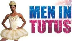 All-male comedy ballet Men in Tutus - Coming to Great Lake Taupo 21 August