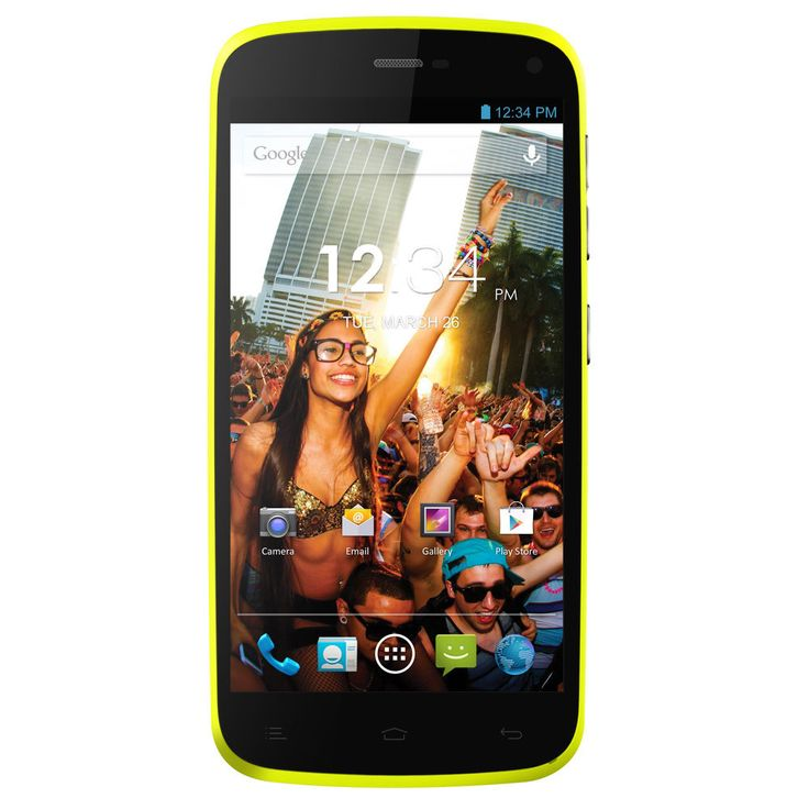 BLU+Life+Play+GSM+Unlocked+Dual+SIM+Android+Phone+#BLU
