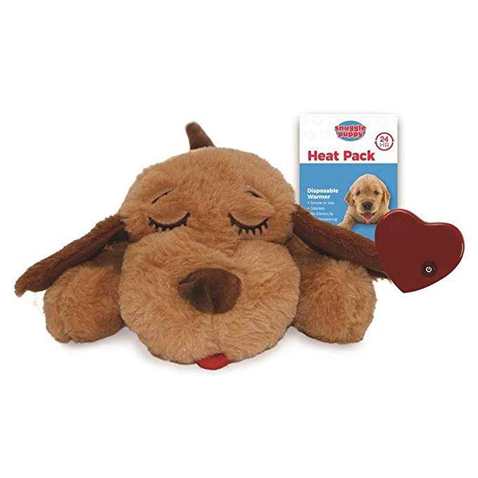 Amazon Com Smartpetlove Snuggle Puppy Behavioral Aid Toy Biscuit