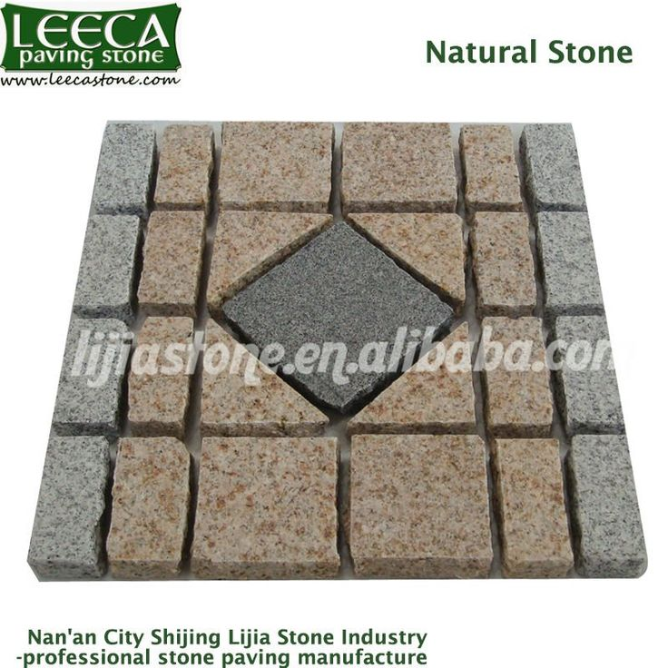 pattern paver natural stone patio blocks in paving stone