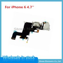 10pcs/lot New Charging Charger Port USB Dock Connector Flex Cable For iPhone 6…