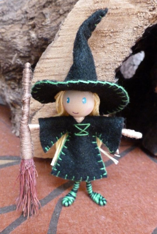The Enchanted Tree: Back to bendy dolls