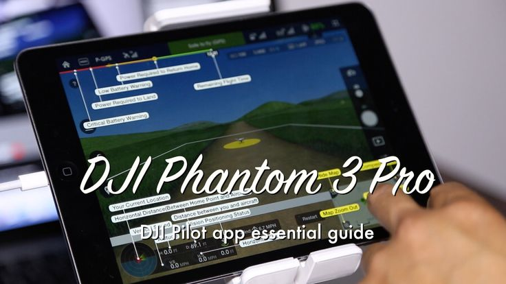 http://chicvoyageproductions.com/learnaerialvideo/ How to use Phantom 3 Pro DJI pilot app - Essential guide (Lesson)