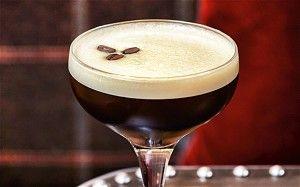 Espresso martini at Soho House