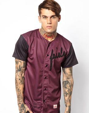 SikSilk Baseball Jersey