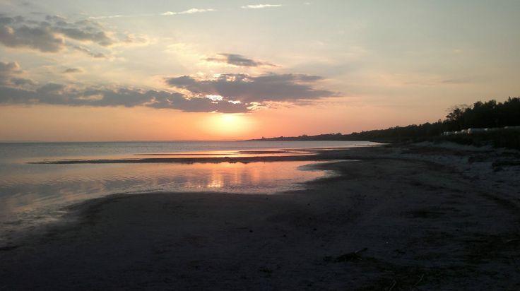 Polish seaside. Balticsea. Jastarian. Hel Peninsula