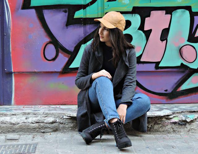 Urban Art - Study About Fashion - by Alexandra Alexandridou