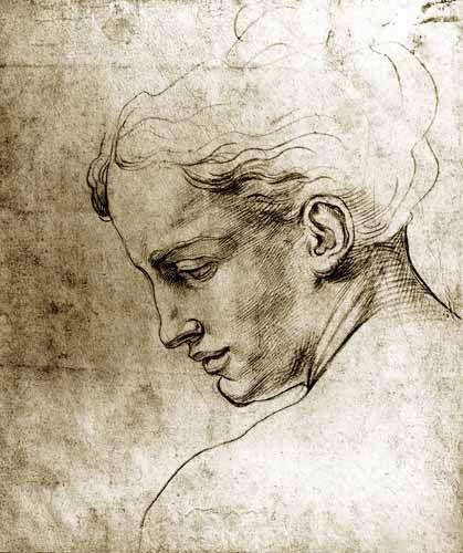 miguel angel buonarroti dibujos - Buscar con Google
