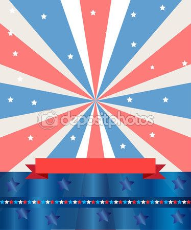 4th july Independence Day Holiday background. American flag color. Design for Holiday Independence Day. Vector Illustration — Stock Vector © sofiartmedia.gmail.com #114837314