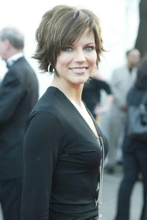 16 Fashionable Short Hairstyles for Mature Women                                                                                                                                                                                 More