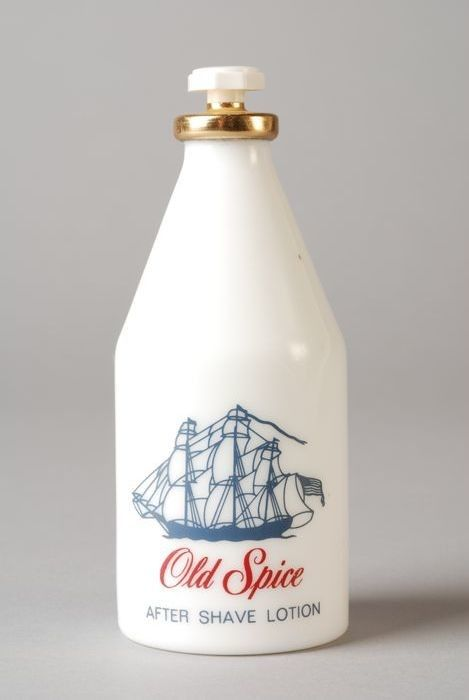 "Fles ""Old Spice"", aftershave lotion"