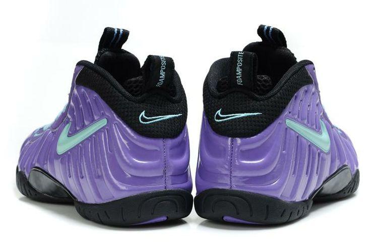 nike foamposite pro women purple