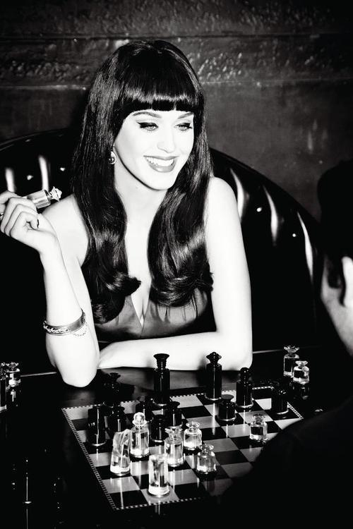 Katy Perry ...