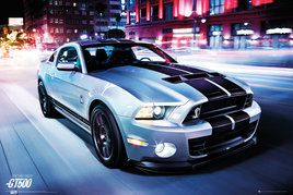 Ford Shelby - GT500 2014