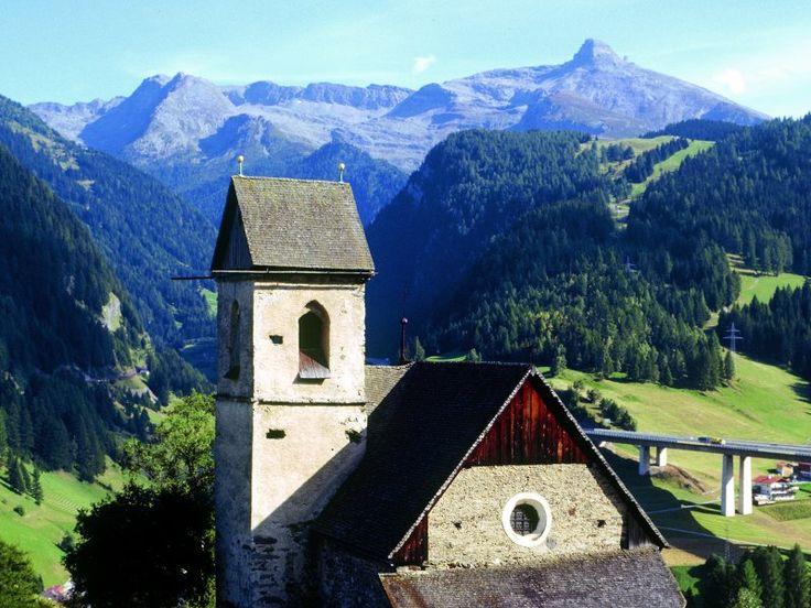 Gries am Brenner-Nösslach, Ortskapelle Hl. Jakob (Innsbruck Land) Tirol AUT
