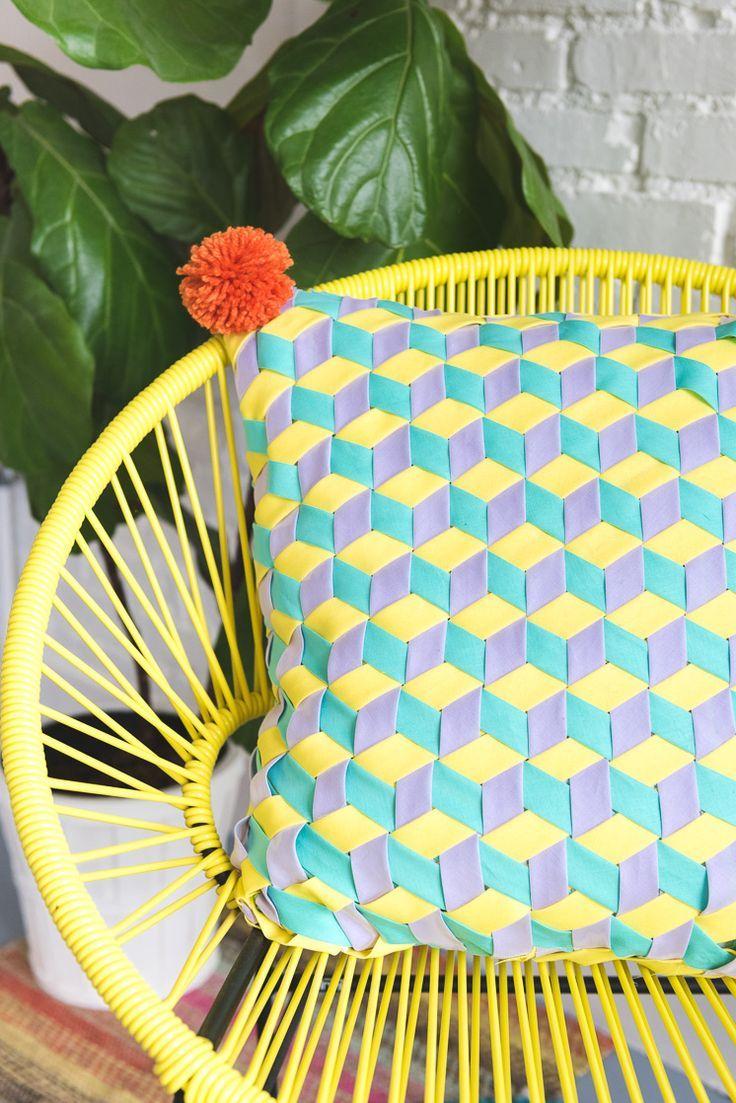 24 best INSPIRATION: fabric weaving images on Pinterest | Weben ...