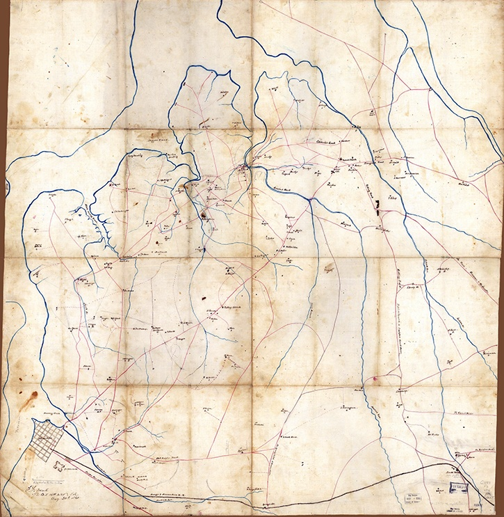 1000 Images About The Civil War Maps On Pinterest
