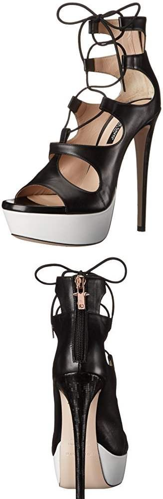 USE:  Ruthie Davis Womens Object Platform Sandal
