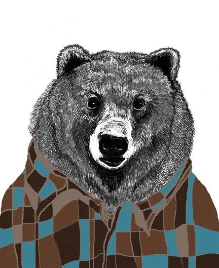 Mr bear!