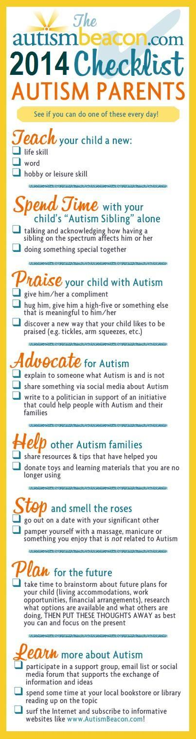 AUTISM PARENTING: not to add to the pressure and stress of parenting but these are good reminders from time to time.