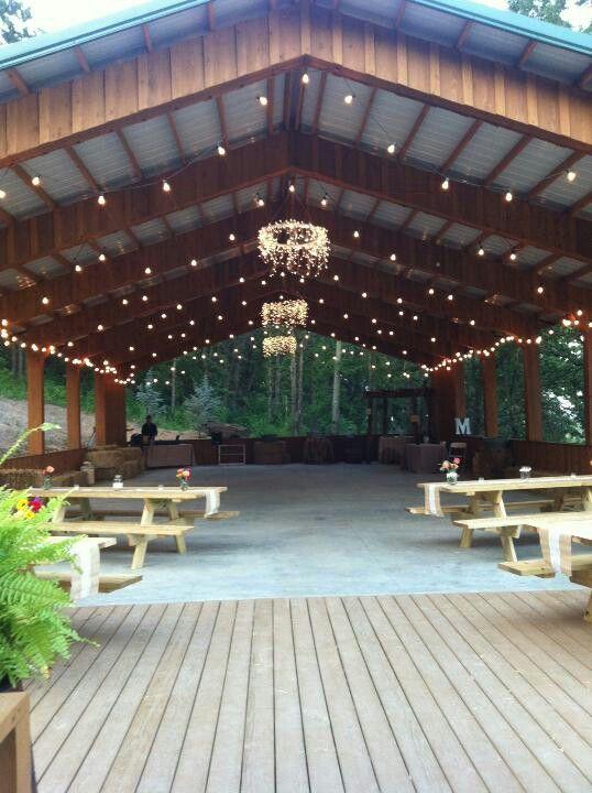 Rustic Wedding Reception Picnic Style ~ Moore Farm…