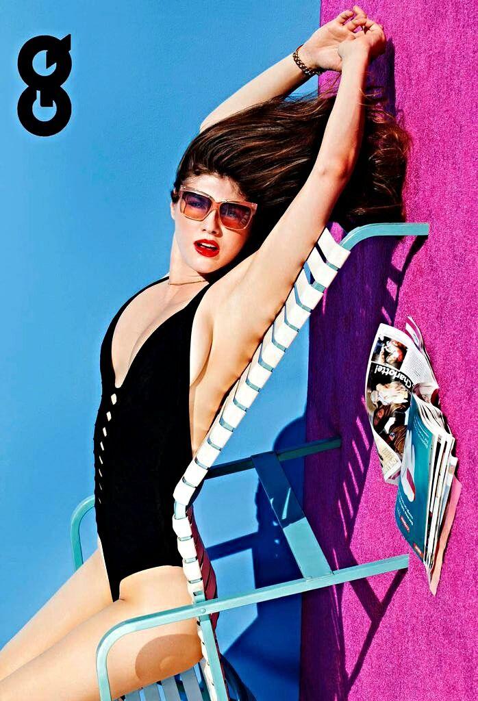 New Outtake From Gq Magazine Alexandra Daddario