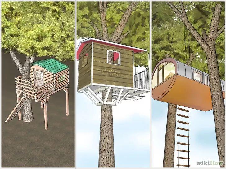 Изображение с названием Build a Treehouse Step 7