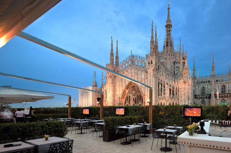 Shopping Milano Piazza Duomo - la Rinascente