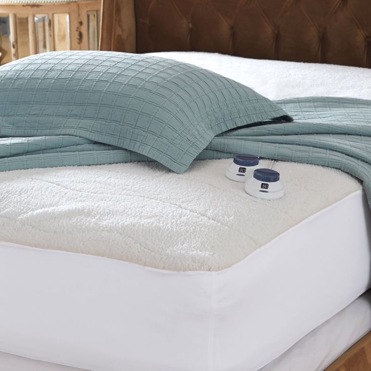 Full Size Heated Mattress Pad