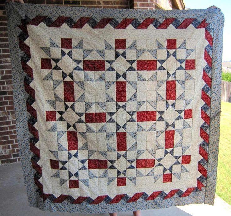 Underway Patriotic Quilt Pattern | Craftsy