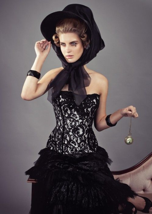 Gatsby Corset Top - Gatsby - Collections