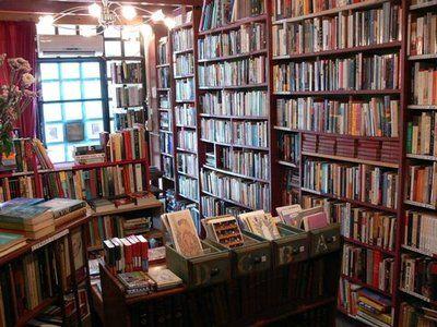 abattoir-blues:  Walrus Books.San telmo, Buenos Aires.