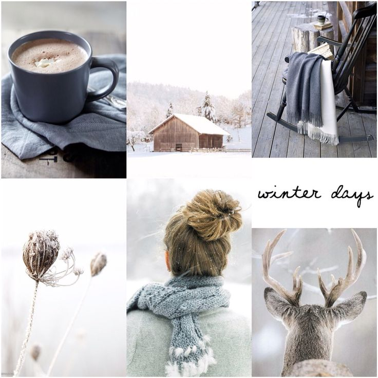 Moodboard | Winter days by Pure Style interieur l styling