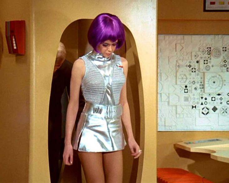 Gabrielle Drake UFO | 僕にとって、今でも1番好きなTVドラマである。