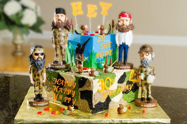 Duck Dynasty Birthday