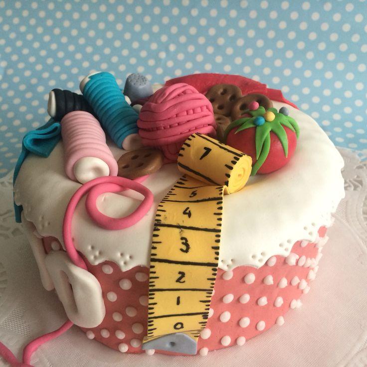 Costurero cake