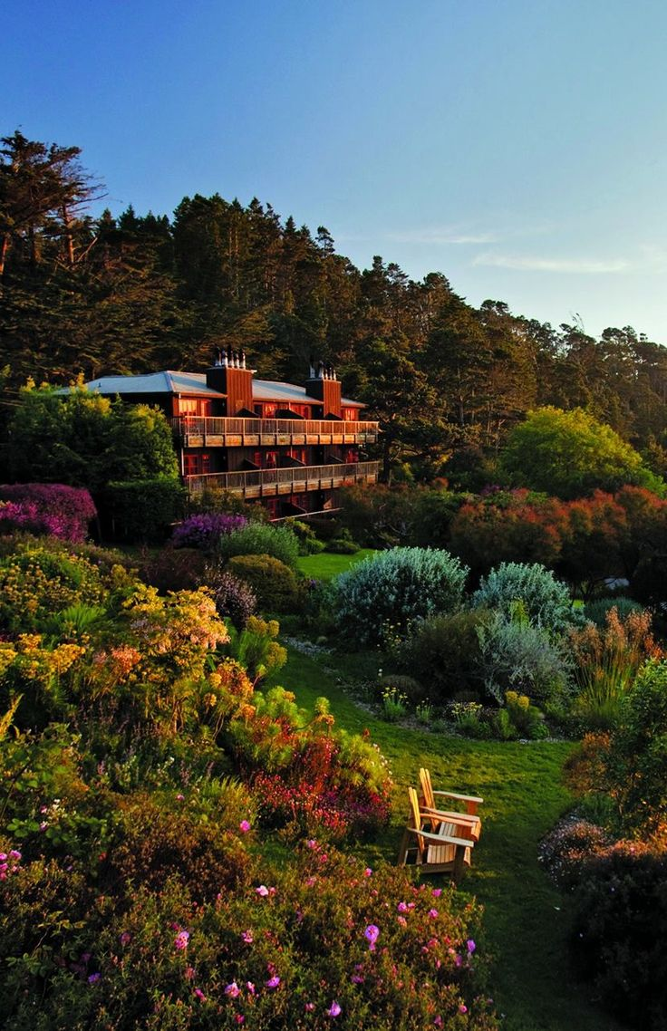 The Finest Vegetarian and Vegan Hotels in America