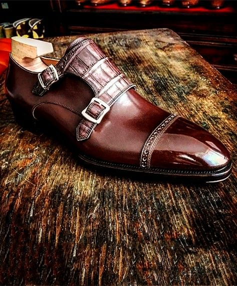 3115bb51a Mens luxury handmade leather shoes