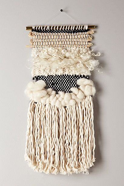 Handwoven Arrow Tapestry #anthropologie