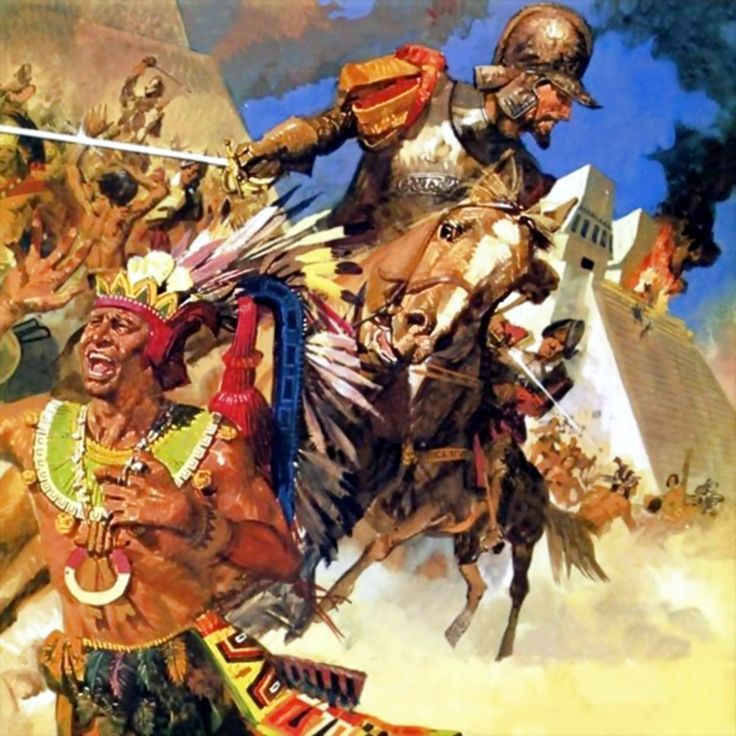 Spanish conquest of the Aztec Empire