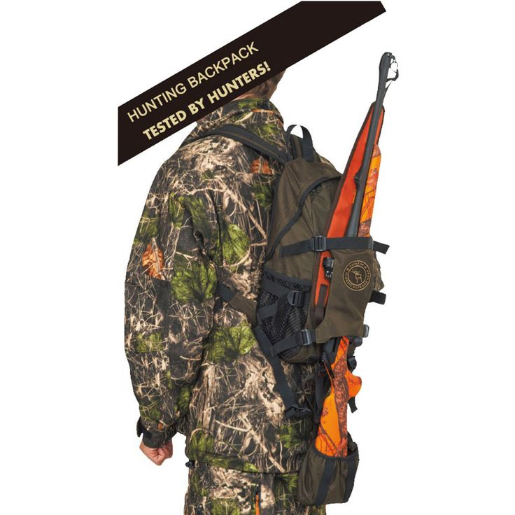 Tactical Gun Slip Backpack Molle Bag Hunting Rifle Holder Carrying in USA