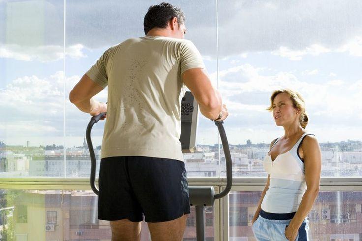 ¿Puede el uso del entrenador elíptico hacer que tus piernas y tu trasero se vean más grandes? | Muy Fitness