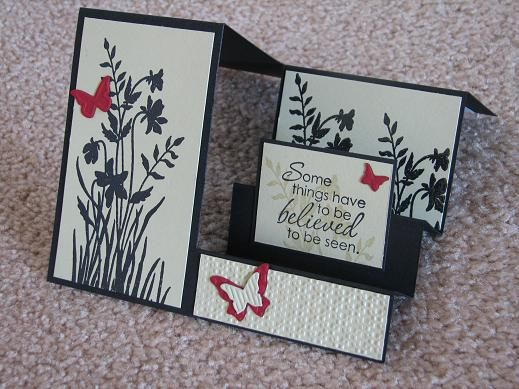 Just Believe extravaganza swap by CRyzuk - Cards and Paper Crafts at Splitcoaststampers