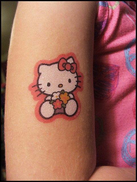 146 best hello kitty and friends tattoos images on pinterest hello kitty tattoos female. Black Bedroom Furniture Sets. Home Design Ideas