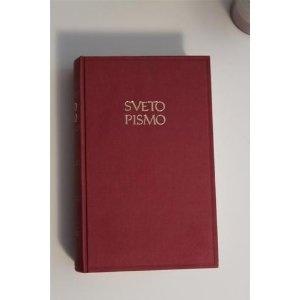 Sveto Pismo Stare in Nove Zaveze: Ekumenska Izdaja (Slovenian Bible) $79.99