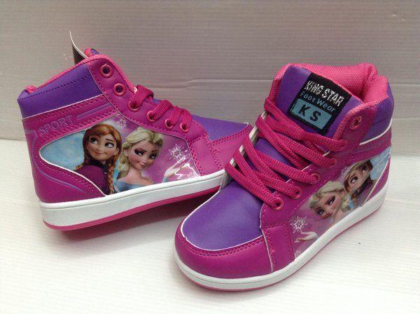 Disney Frozen Shoes | Smartshop FROZEN SHOES/JF917 ₱55O.OO Disney Frozen  Sneaker